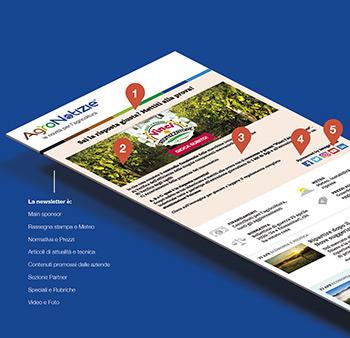Main sponsor della newsletter di AgroNotizie