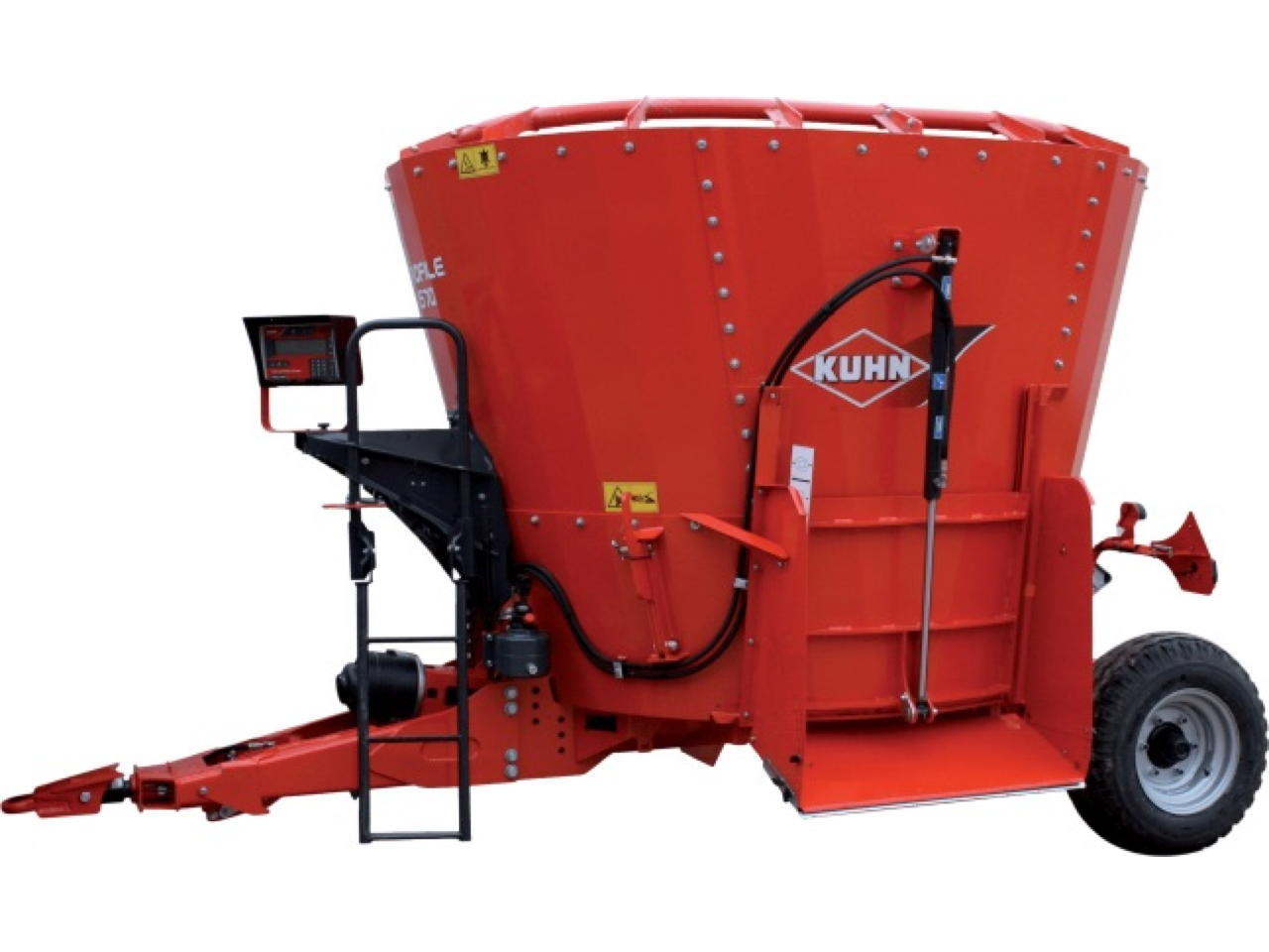 Kuhn Profile 1 DS Profile 6.1 DS