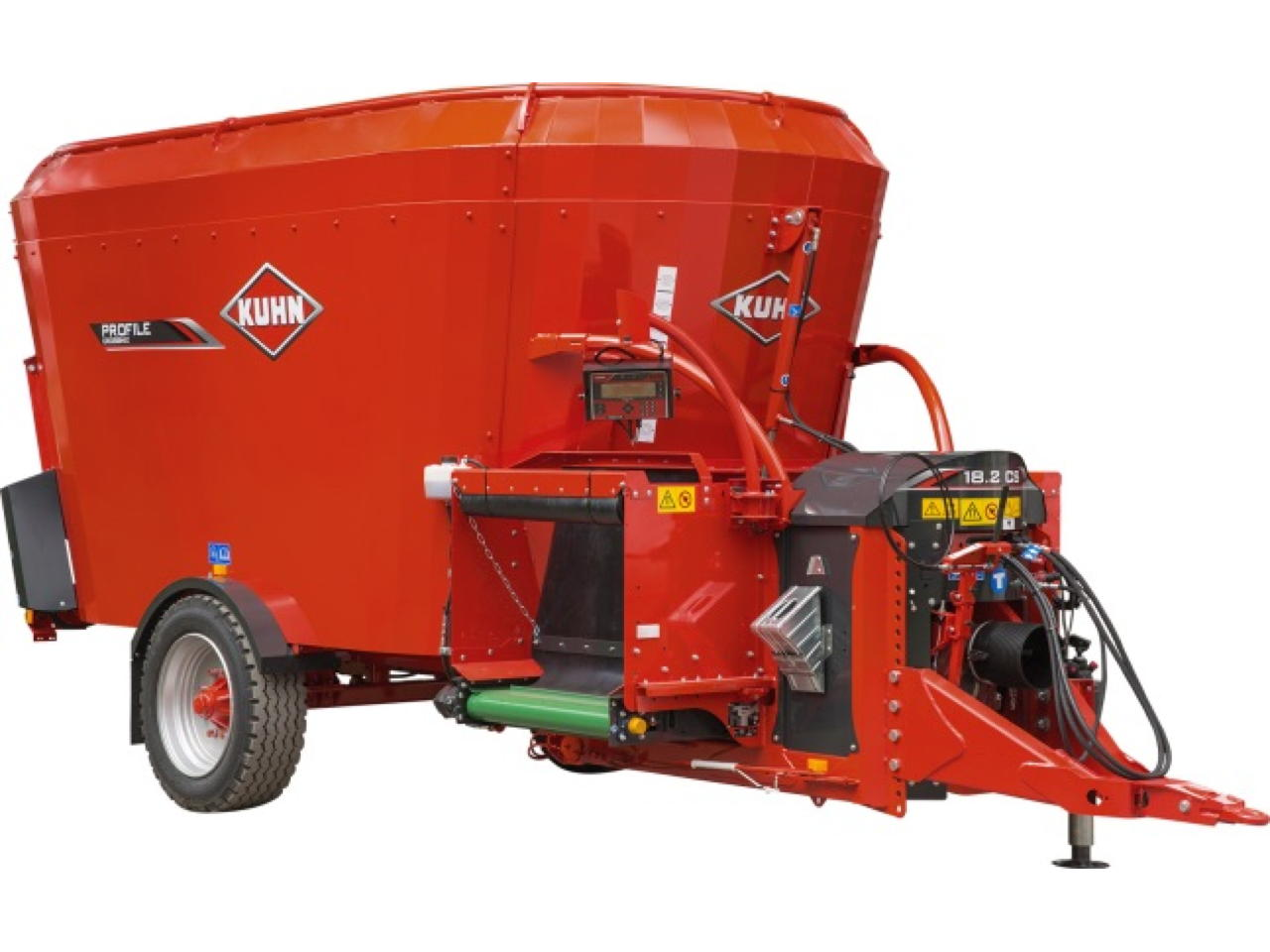 Kuhn Profile Crossmix Profile Crossmix 16.2 CS