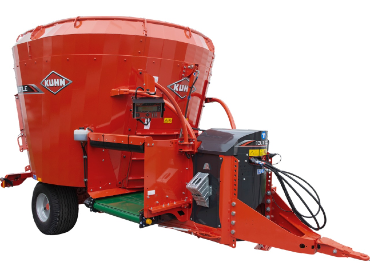 Kuhn Profile 1 CL Profile 12.1 CL