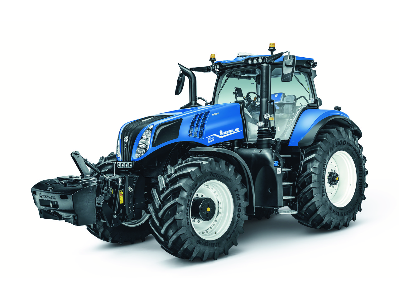 New Holland T8 Genesis T8.350 Genesis